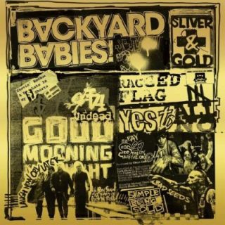 Backyard Babies - Sliver and Gold (Limited Edition) (2019) 320 kbps