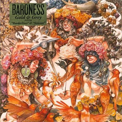 Baroness - Gold & Grey (2019) 320 kbps