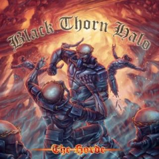 Black Thorn Halo - The Horde (2019) 320 kbps