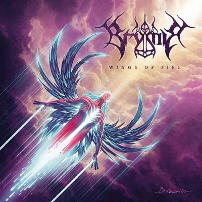 Brymir - Wings of Fire (2019) 320 kbps