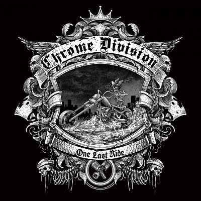 Chrome Division - One Last Ride (2018) 320 kbps