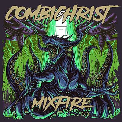 Combichrist - One Fire [2CD] (2019)