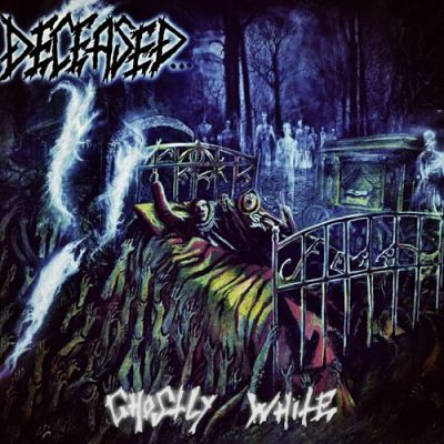 Deceased - Ghostly White (2018) 320 kbps