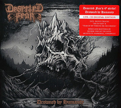 Deserted Fear - Drowned by Humanity (Limited Edition Digipack) (2019) 320 kbps