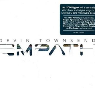 Devin Townsend - Empath (Deluxe Edition) (2019) 320 kbps
