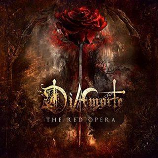 DiAmorte - The Red Opera (2018) 320 kbps