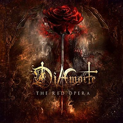 DiAmorte - The Red Opera (2018) 320 kbps