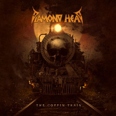Diamond Head - The Coffin Train (2019) 320 kbps