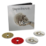 Dream Theater - Distance over Time (Ltd. Artbook Ed. 2CD+DVD) (2019) 320 kbps