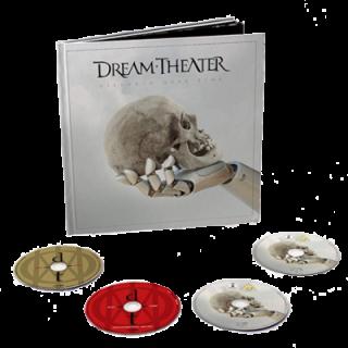 Dream Theater - Distance over Time (Ltd. Artbook Ed. 2CD+DVD) (2019) 320 kbps