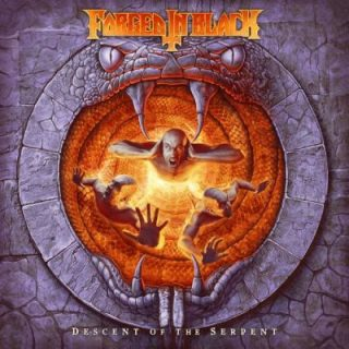 Forged in Black - Descent of the Serpent (2019) 320 kbps