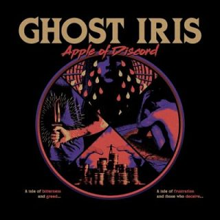 Ghost Iris - Apple of Discord (2019) 320 kbps