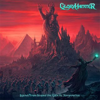 Gloryhammer - Legends from Beyond the Galactic Terrorvortex (Deluxe Edition) (2019) 320 kbps