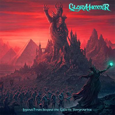 Gloryhammer - Legends from Beyond the Galactic Terrorvortex (Deluxe Edition) (2019) 320 kbps