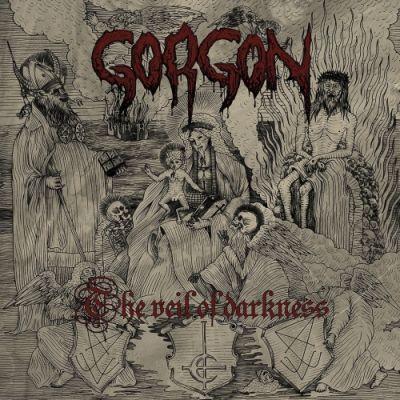 Gorgon - The Veil of Darkness (2019) 320 kbps