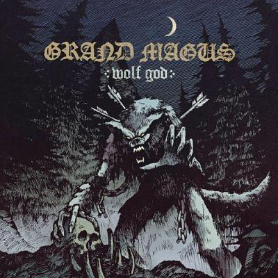 Grand Magus - Wolf God (2019) 320 kbps