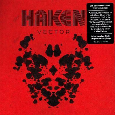 Haken - Vector (Limited Edition) (2018) 320 kbps