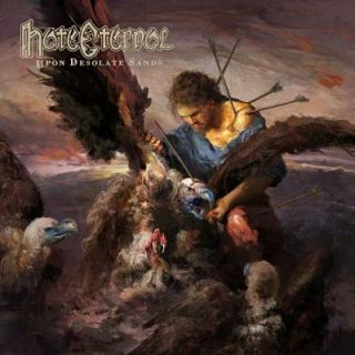 Hate Eternal - Upon Desolate Sands (2018) 320 kbps