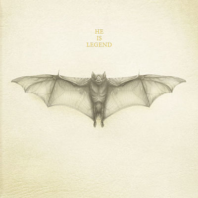 He Is Legend - White Bat (2019) 320 kbps