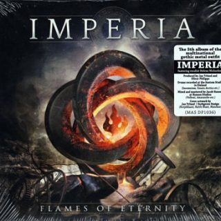 Imperia - Flames of Eternity (Limited Edition) (2019) 320 kbps