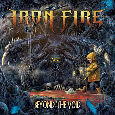 Iron Fire - Beyond the Void (2019) 320 kbps