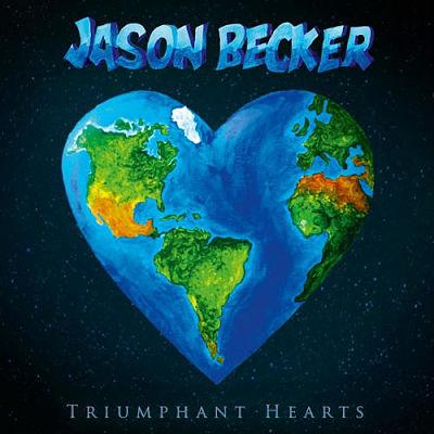 Jason Becker - Triumphant Hearts (2018) 320 kbps