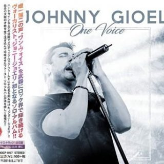 Johnny Gioeli - One Voice (Japanese Edition) (2018) 320 kbps