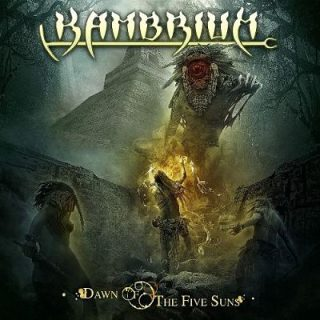 Kambrium - Dawn of the Five Suns (2018) 320 kbps