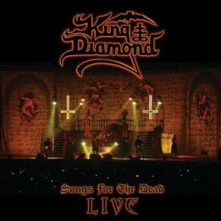 King Diamond - Songs for the Dead Live (2019) 320 kbps