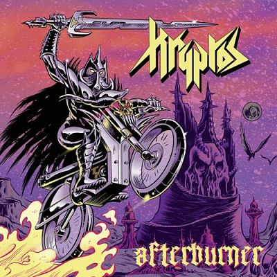 Kryptos - Afterburner (2019) 320 kbps