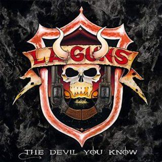 L.A. Guns - The Devil You Know (Japanese Edition) (2019) 320 kbps