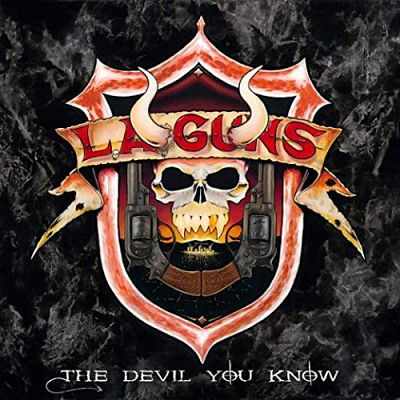 L.A. Guns - The Devil You Know (Japanese Edition) (2019) 320 kbps