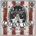 Lacuna Coil – The 119 Show – Live in London (2CD) (2018) 320 kbps