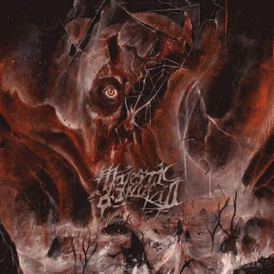 Majestic Downfall - Waters of Fate (2018) 320 kbps