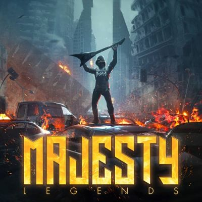 Majesty - Legends (2019) 320 kbps