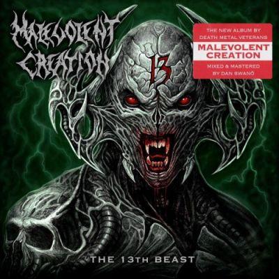 Malevolent Creation - The 13th Beast (2019) 320 kbps