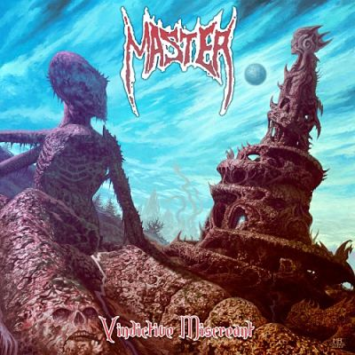 Master - Vindictive Miscreant (2018) 320 kbps