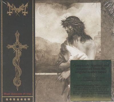 Mayhem - Grand Declaration of War (Remixed/Remastered) (2018) 320 kbps