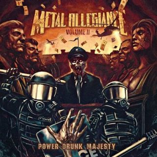 Metal Allegiance - Volume II - Power Drunk Majesty (2018) 320 kbps