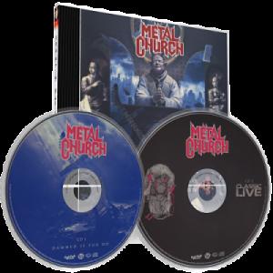 Metal Church - Damned If You Do (Japanese Ltd. Ed.) (2018) 320 kbps