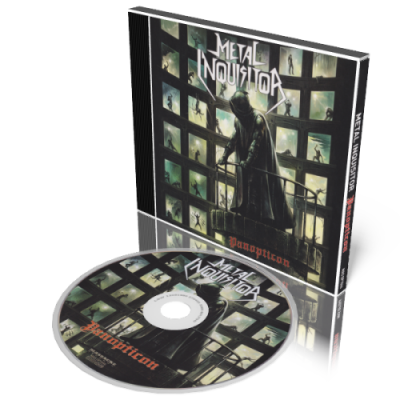 Metal Inquisitor - Panopticon (Ltd. Ed.) (2019) 320 kbps