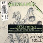 Metallica – …And Justice for All (Remastered 2018) (3CD Expanded Edition) 320 kbps