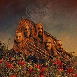 Opeth - Garden Of The Titans: Live At Red Rocks Amphitheatre [Live] (2018) 320 kbps