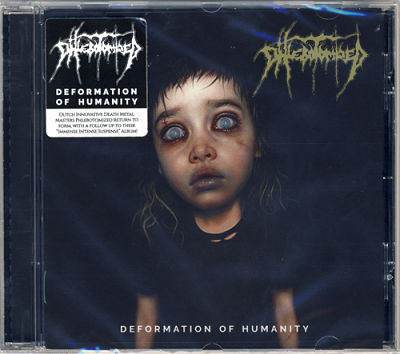 Phlebotomized - Deformation of Humanity (2019) 320 kbps