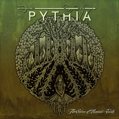 Pythia - The Solace of Ancient Earth (2019) 320 kbps