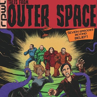 RPWL - Tales From Outer Space (2019) 320 kbps