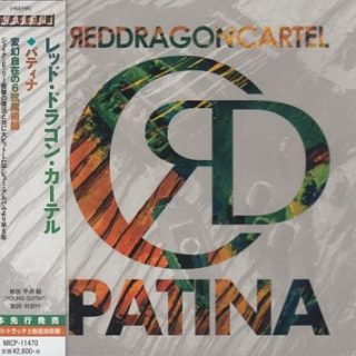 Red Dragon Cartel - Patina (Japanese Edition) (2018) 320 kbps