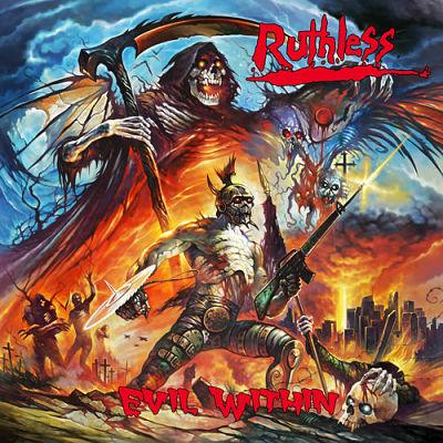 Ruthless - Evil Within (2019) 320 kbps