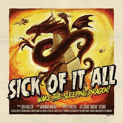 Sick of It All - Wake the Sleeping Dragon! (2018) 320 kbps