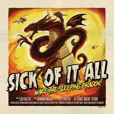 Sick of It All - Wake the Sleeping Dragon! (2018) 320 kbps